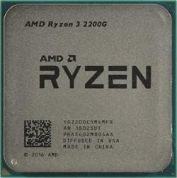 Процессор AMD Ryzen 3 2200G, OEM - фото 110230