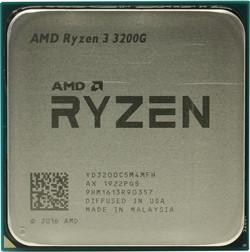 Процессор AMD Ryzen 3 3200G, OEM - фото 110232