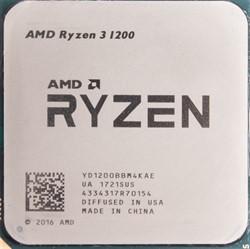 Процессор AMD Ryzen 3 1200, OEM - фото 110233
