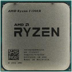 Процессор AMD Ryzen 3 1300X, OEM - фото 110235
