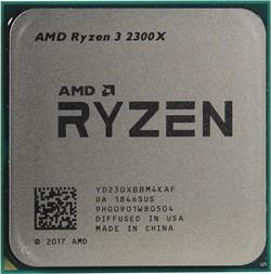 Процессор AMD Ryzen 3 2300X, OEM - фото 110236