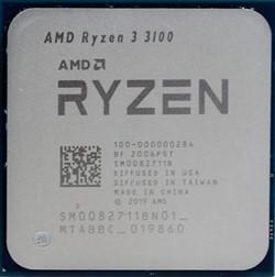 Процессор AMD Ryzen 3 3100, OEM - фото 110237