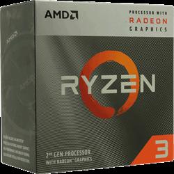 Процессор AMD Ryzen 3 3200G, BOX - фото 110241
