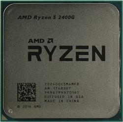 Процессор AMD Ryzen 5 2400G, OEM - фото 110255