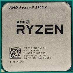 Процессор AMD Ryzen 5 2500X, OEM - фото 110263