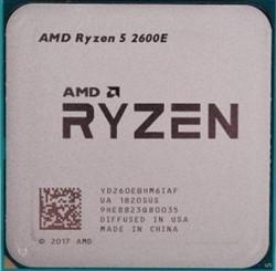 Процессор AMD Ryzen 5 2600E, OEM - фото 110264