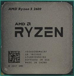 Процессор AMD Ryzen 5 2600, OEM - фото 110265
