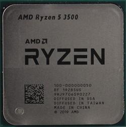 Процессор AMD Ryzen 5 3500, OEM - фото 110267