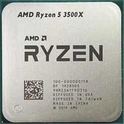 Процессор AMD Ryzen 5 3500X, OEM - фото 110268