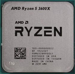 Процессор AMD Ryzen 5 3600X, OEM - фото 110270
