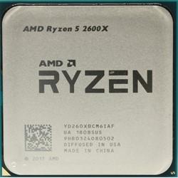 Процессор AMD Ryzen 5 2600X, BOX - фото 110289