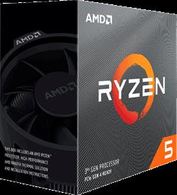Процессор AMD Ryzen 5 3500, BOX - фото 110290