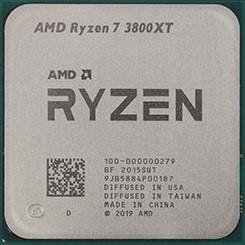 Процессор AMD Ryzen 7 3800XT, BOX - фото 132639