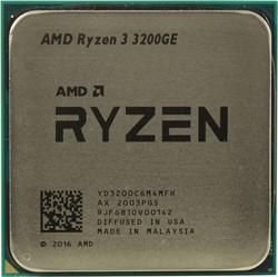 Процессор AMD Ryzen 3 3200GE, OEM - фото 184550