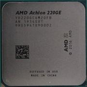 Процессор AMD Athlon 220GE, OEM