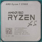 Процессор AMD Ryzen 7 2700X Gold Edition