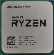 Процессор AMD Ryzen 7 1700, OEM