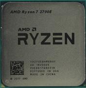 Процессор AMD Ryzen 7 2700E, OEM