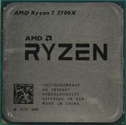 Процессор AMD Ryzen 7 2700X, OEM