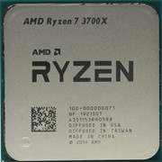 Процессор AMD Ryzen 7 3700X, OEM