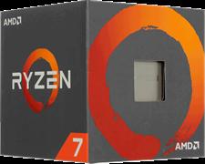 Процессор AMD Ryzen 7 3700X, BOX