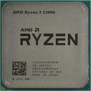 Процессор AMD Ryzen 3 2200G, OEM