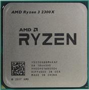Процессор AMD Ryzen 3 2300X, OEM