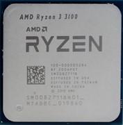 Процессор AMD Ryzen 3 3100, OEM