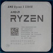 Процессор AMD Ryzen 3 3300X, OEM