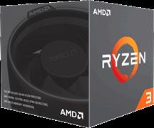 Процессор AMD Ryzen 3 3300X, BOX