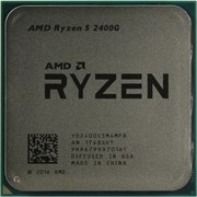Процессор AMD Ryzen 5 2400G, OEM