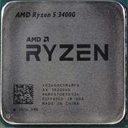 Процессор AMD Ryzen 5 3400G, OEM