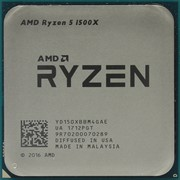 Процессор AMD Ryzen 5 1500X, OEM
