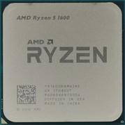 Процессор AMD Ryzen 5 1600, OEM
