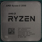 Процессор AMD Ryzen 5 3500, OEM