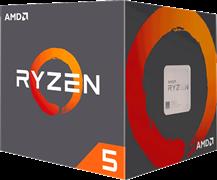 Процессор AMD Ryzen 5 2600X, BOX