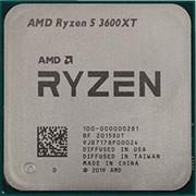 Процессор AMD Ryzen 5 3600XT, OEM