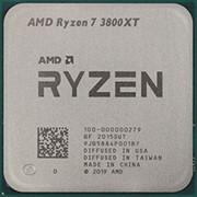 Процессор AMD Ryzen 7 3800XT, OEM