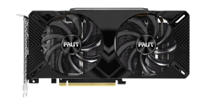 Видеокарта Palit GeForce RTX 2060 Dual OC 6GB (NE62060S18J9-1160A)