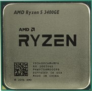 Процессор AMD Ryzen 5 3400GE, OEM