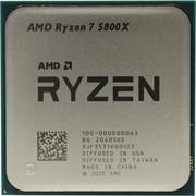 Процессор AMD Ryzen 7 5800X, OEM