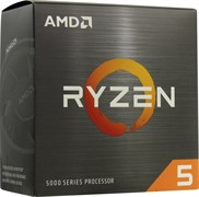 Процессор AMD Ryzen 5 5600X, BOX